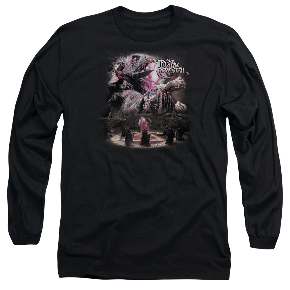 Dark Crystal Power Mad Long Sleeve Movie T-Shirt