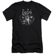 Load image into Gallery viewer, Corpse Bride Bride To Be Slim Fit Movie T-Shirt