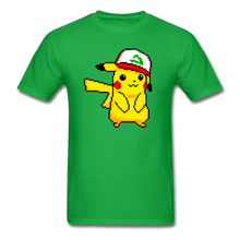 Load image into Gallery viewer, new shirt poke - bright green