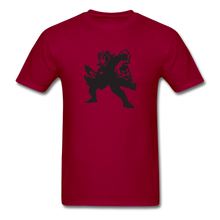 Load image into Gallery viewer, new shirt lol 3l12 - dark red