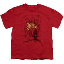 Load image into Gallery viewer, Dark Crystal Poster Lines Teen Movie T-Shirt