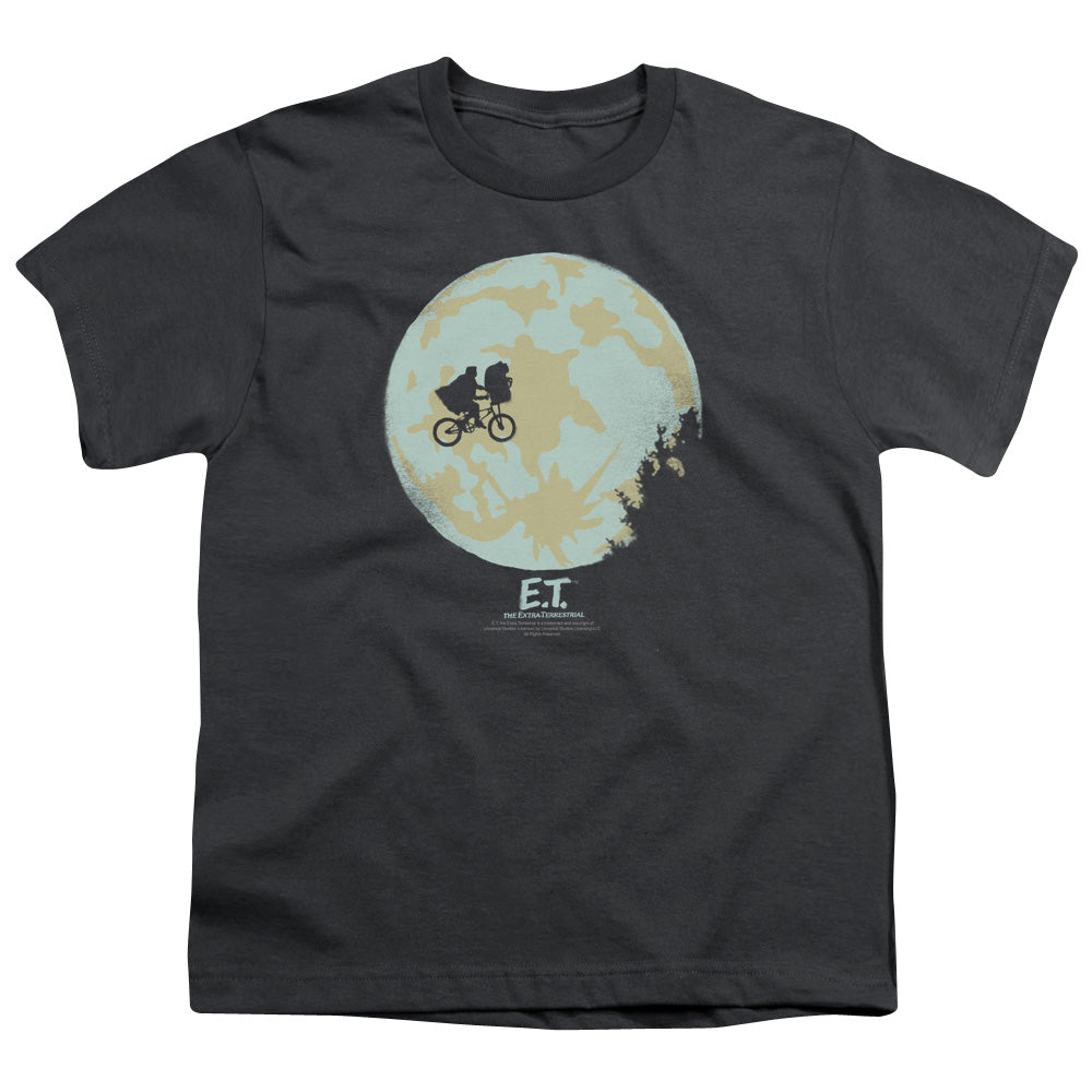 Et In The Moon Teen Movie T-Shirt