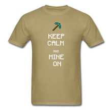 Load image into Gallery viewer, new shirt mine - khaki