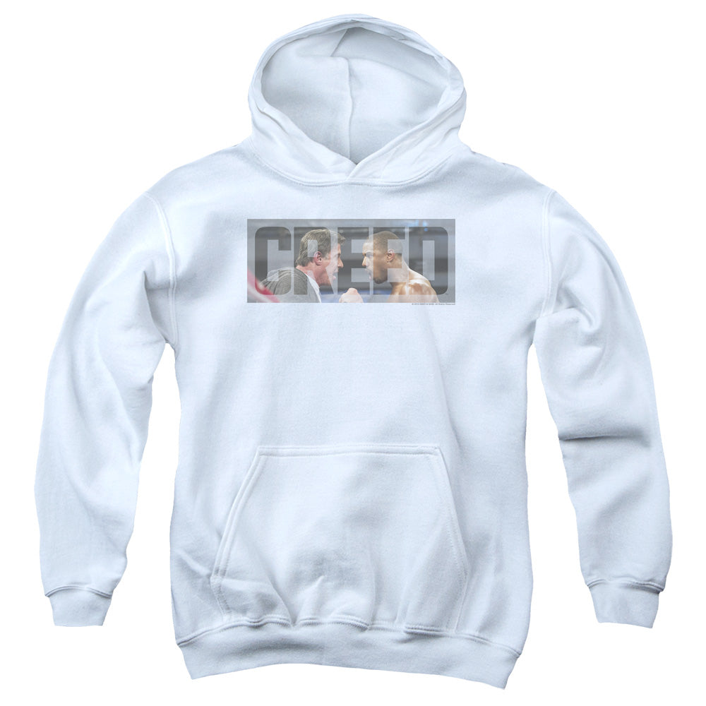 Creed Pep Talk Teen Pullover Hoodie  Movie Sweatshirt