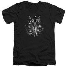 Load image into Gallery viewer, Corpse Bride Bride To Be V Neck Movie T-Shirt