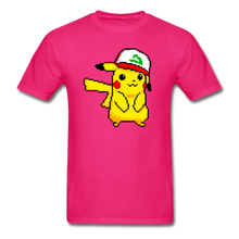 Load image into Gallery viewer, new shirt poke - fuchsia