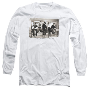Breakfast Club Mugs Long Sleeve Movie T-Shirt