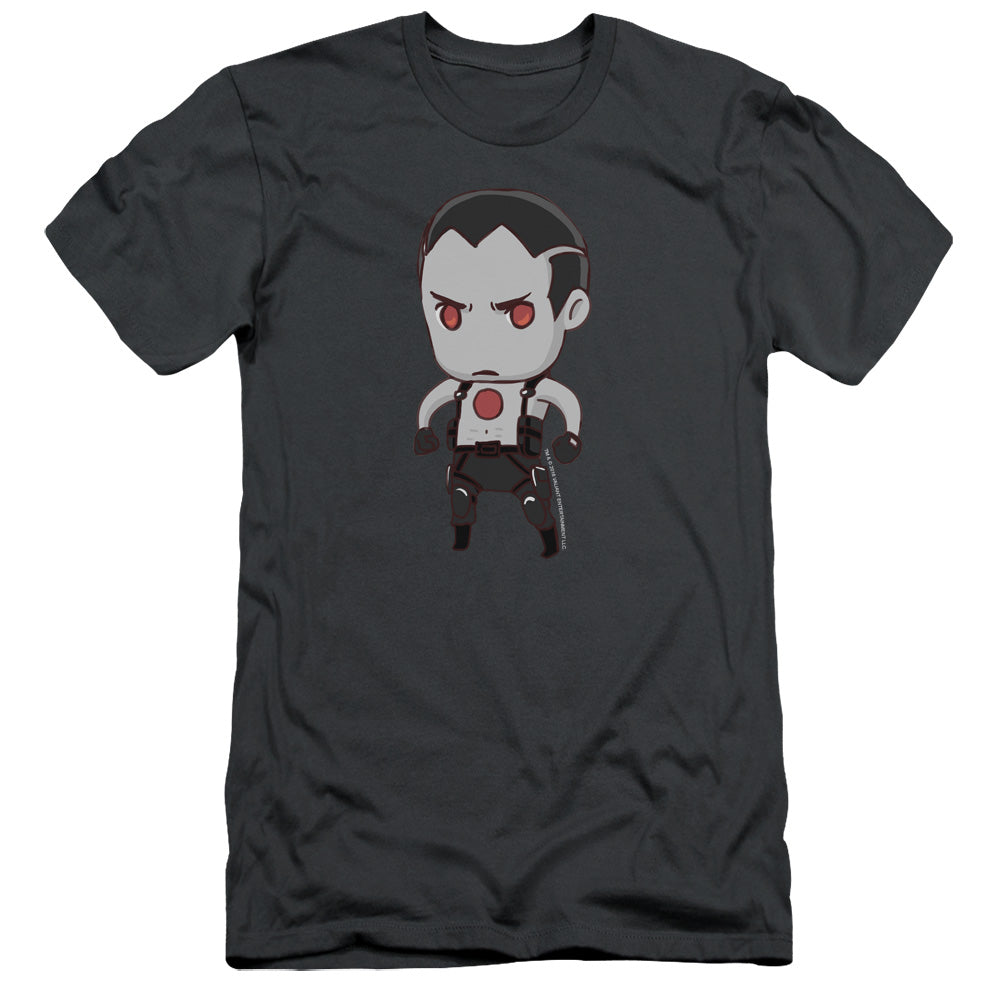 Bloodshot Chibi Slim Fit Movie T-Shirt