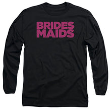 Load image into Gallery viewer, Bridesmaids Logo Long Sleeve Movie T-Shirt