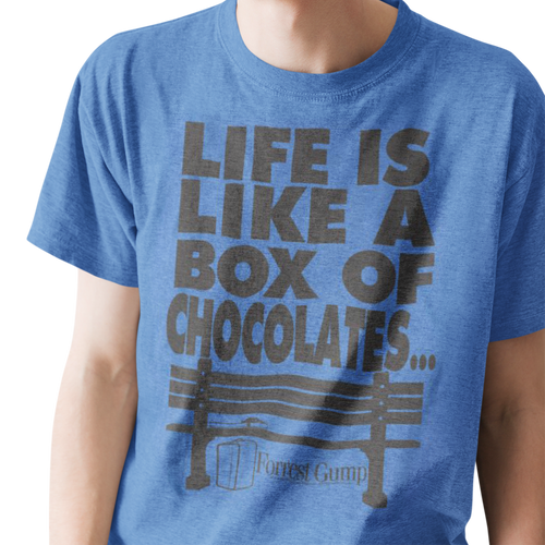 Forrest Gump Life Movie T-Shirt