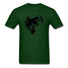 Load image into Gallery viewer, new shirt zelda 321 - forest green