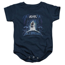Load image into Gallery viewer, AC/DC Ballbreaker Infant Band Snapsuit