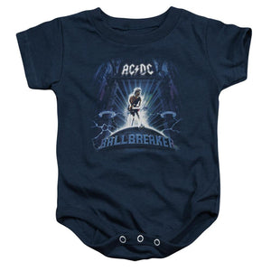 AC/DC Ballbreaker Infant  Band Snapsuit
