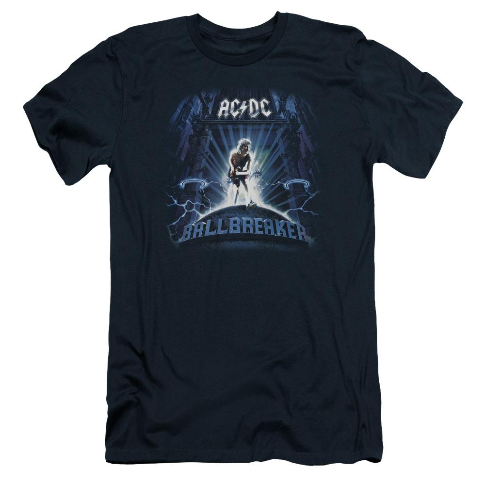 AC/DC Ballbreaker  Slim Fit Band T-Shirt