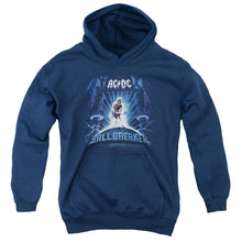 Load image into Gallery viewer, AC/DC Ballbreaker Teen Pullover Hoodie Band Sweatshirt