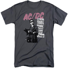 Load image into Gallery viewer, AC/DC Dirty Deeds Big & Tall Band T-Shirt