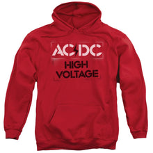 Load image into Gallery viewer, AC/DC High Voltage Stencil Hoodie Band Sweatshirt
