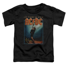Load image into Gallery viewer, AC/DC Let There Be Rock Toddler  Band T-Shirt