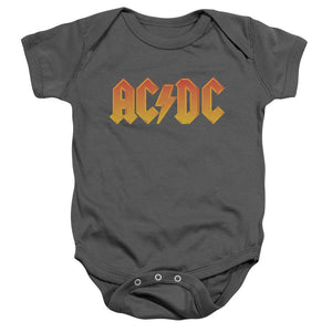 AC/DC Logo  Band Snapsuit