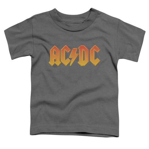 AC/DC Logo Toddler Band T-Shirt