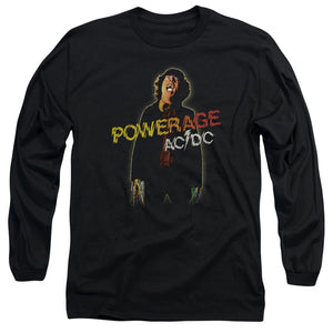 AC/DC Powerage Long Sleeve Band T-Shirt