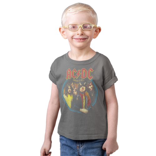 AC/DC Highway To Hell Toddler  Band T-Shirt