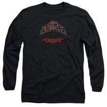 Load image into Gallery viewer, Carrie Prom Queen Long Sleeve Movie T-Shirt