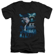 Load image into Gallery viewer, Et Going Home V Neck Movie T-Shirt