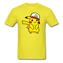 Load image into Gallery viewer, new shirt poke - yellow