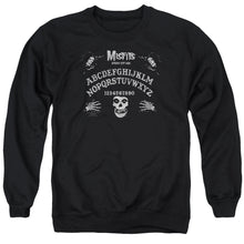 Load image into Gallery viewer, Misfits Ouija Board Crewneck Band Sweatshirt