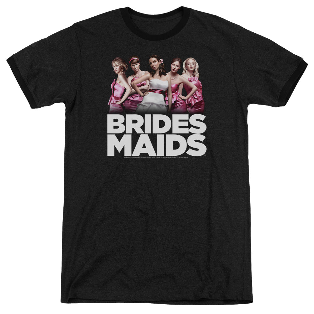 Bridesmaids Maids Heather Movie T-Shirt