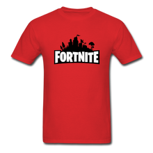 Load image into Gallery viewer, new shirt fort 6 - red