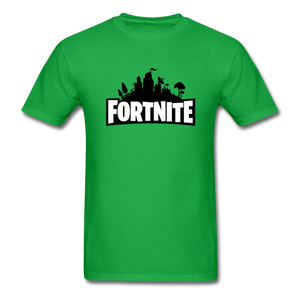 new shirt fort 6 - bright green