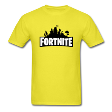 Load image into Gallery viewer, new shirt fort 6 - yellow