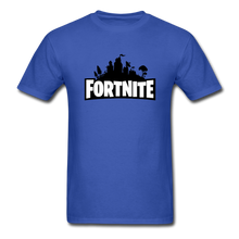 Load image into Gallery viewer, new shirt fort 6 - royal blue