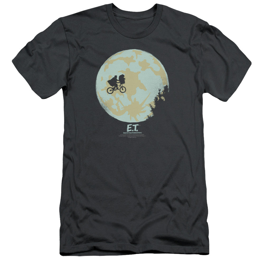 Et In The Moon Slim Fit Movie T-Shirt