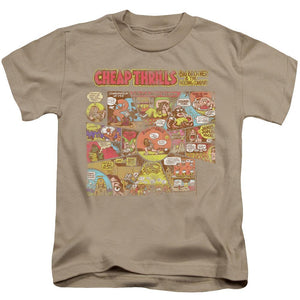 Big Brother And The Holding Company Cheap Thrills Kid's Band T-Shirt
