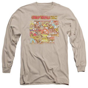 Big Brother And The Holding Company Cheap Thrills Long Sleeve Band T-Shirt