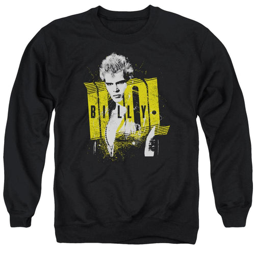 Billy Idol Brash Crewneck Band Sweatshirt