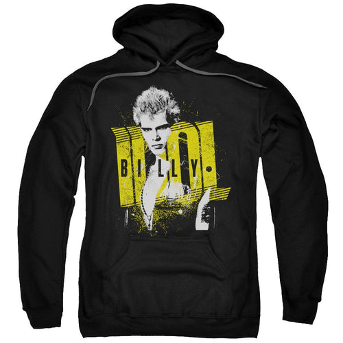 Billy Idol Brash Pullover Hoodie Band Sweatshirt