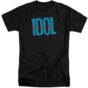 Billy Idol Logo Big & Tall Band T-Shirt