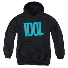 Load image into Gallery viewer, Billy Idol Logo Teen Pullover Hoodie Band Sweatshirt