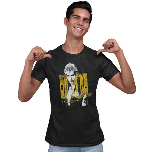 Billy Idol Brash Teen Band T-Shirt