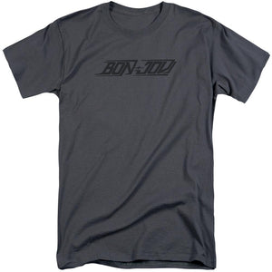 Bon Jovi New Logo Big & Tall Band T-Shirt