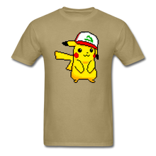 Load image into Gallery viewer, new shirt poke - khaki