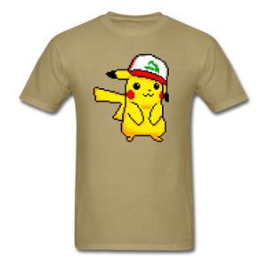 new shirt poke - khaki