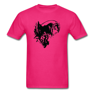 new shirt zelda 321 - fuchsia