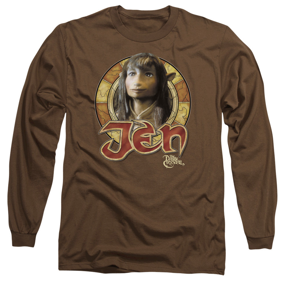 Dark Crystal Jen Circle Long Sleeve Movie T-Shirt