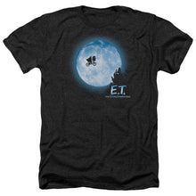 Load image into Gallery viewer, Et Moon Scene Heather Movie T-Shirt