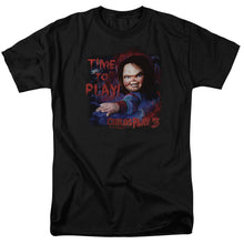 Load image into Gallery viewer, Childs Play 3 Time To Play Movie T-Shirt